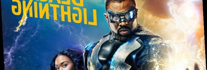 Black Lightning To End With Season 4 On The CW - LRM